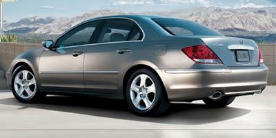 2007 Acura RL Prices and Values Sedan 4D AWD