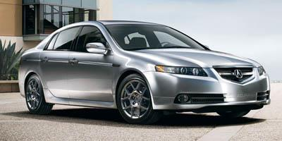 2007 Acura TL Prices and Values Sedan 4D 3.2