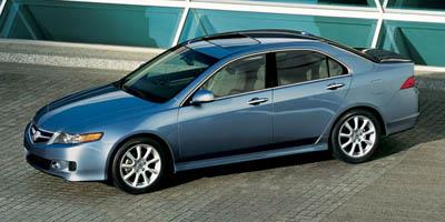 2007 Acura TSX Prices and Values Sedan 4D Navigation