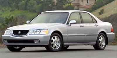 2002 Acura RL Prices and Values Sedan 4D 3.5 Navigation