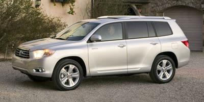 2008 Toyota Highlander Spec U0026 Performance