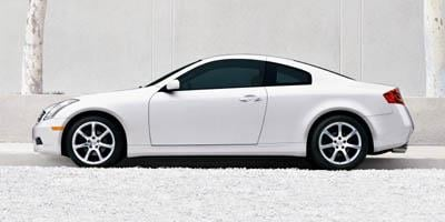 2007 INFINITI G35 Coupe Prices and Values Coupe 2D