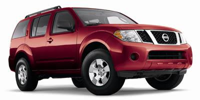 2008 Nissan Pathfinder Reviews And Ratings