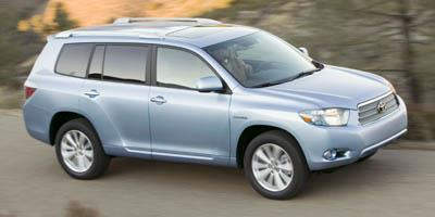 2008 Toyota Highlander Hybrid Spec Performance Utility 4d Limited 4wd Specifications And Pricing
