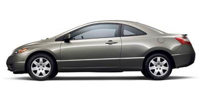 2008 Honda Civic Cpe Spec U0026 Performance. Coupe 2D LX Specifications And  Pricing