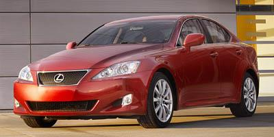 2008 Lexus IS 250 Spec U0026 Performance