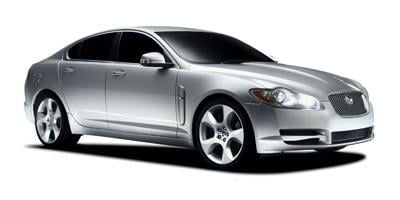 2009 Jaguar XF Prices and Values Sedan 4D 4.2 Supercharged