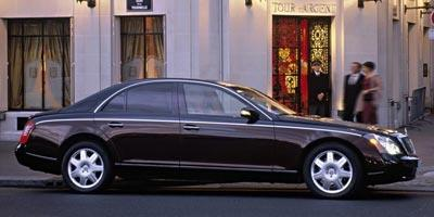 2008 Maybach 57 Prices and Values 4 Door Sedan