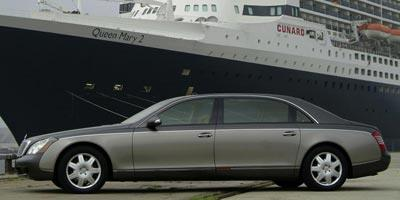2009 Maybach 62 Prices and Values 4 Door Sedan