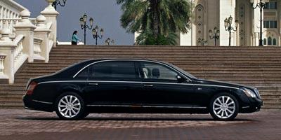 2010 Maybach 62S Prices and Values 4 Door Sedan