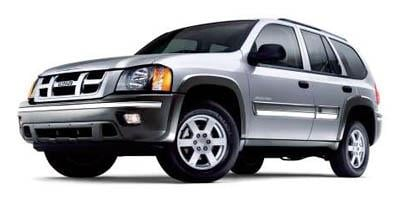 2008 Isuzu Ascender Prices and Values Utility 4D LS 2WD