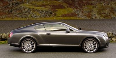 2008 Bentley Continental Gt 2 Door Coupe Prices Values