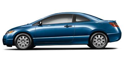 2009 honda civic coupe specs