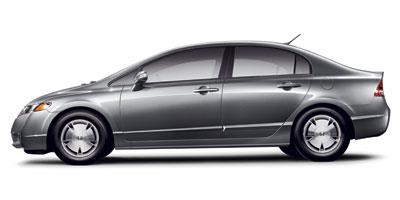 2009 Honda Civic Hybrid Prices And Values
