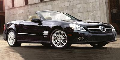 2009 Mercedes Benz Sl Class Roadster 2d Sl550 Specs And Performance