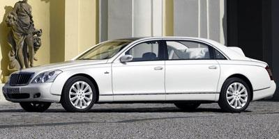 2009 Maybach Landaulet Prices and Values 4 Door Sedan