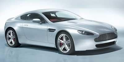2010 Aston Martin Vantage Prices and Values 2 Door Coupe (Manual)