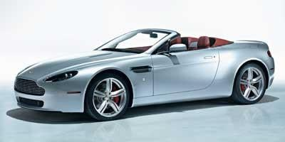 2010 Aston Martin Vantage Prices and Values 2 Door Roadster (Sportshift)