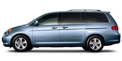 2008 Honda Odyssey Prices and Values Wagon 5D Touring DVD Nav