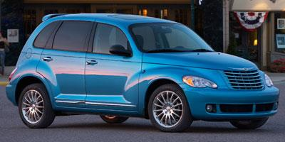 2009 Chrysler PT Cruiser Wagon 4D Limited Turbo