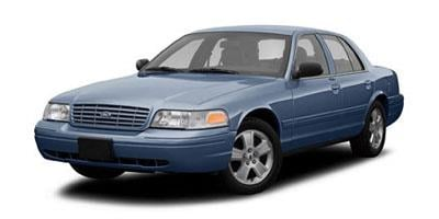 2011 Ford Crown Victoria Prices and Values Sedan 4D S Extended