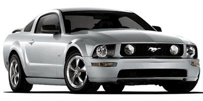 2009 Ford Mustang Coupe 2D GT