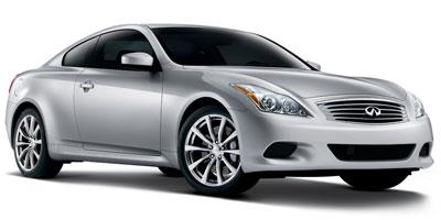 2009 INFINITI G37 Coupe Coupe 2D 6 Spd
