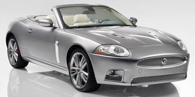 2009 Jaguar XK Series Prices and Values Convertible 2D