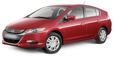 2010 Honda Insight Reviews And Ratings