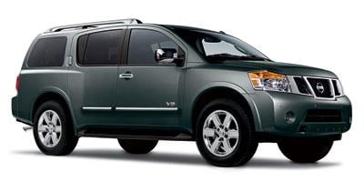 2012 Nissan Armada Prices and Values Utility 4D Platinum 4WD