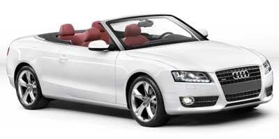 2012 Audi A5 Prices and Values Convertible 2D Quattro Prestige