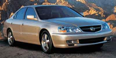 2002 Acura TL Prices and Values Sedan 4D 3.2