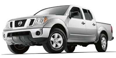 2012 Nissan Frontier Prices and Values Crew Cab SV 4WD