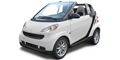 2009 Smart Fortwo Spec Performance Convertible