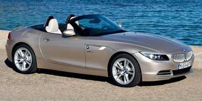 BMW Z4 Coupe 2011 Roadster 2D Z4 35is