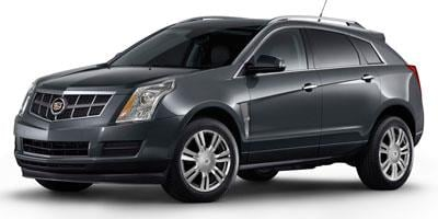 2012 Cadillac SRX Prices and Values Utility 4D Luxury AWD