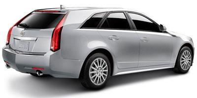 2011 Cadillac CTS Wagon Prices and Values Wagon 4D Luxury AWD