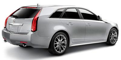 2011 Cadillac CTS Wagon Prices and Values Wagon 4D Performance