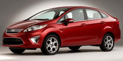 2011 Ford Fiesta Prices and Values Sedan 4D SEL
