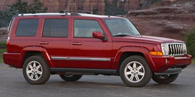 2010 Jeep Commander Utility 4D Limited 4WD