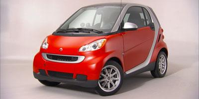 smart fortwo Coupe 2011 Coupe 2D Passion