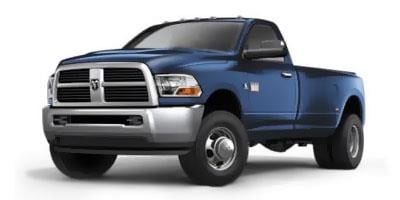 2011 Ram Truck 3500 Prices and Values Regular Cab ST 2WD