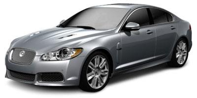 2012 Jaguar XF Prices and Values Sedan 4D XFR Supercharged