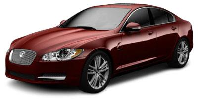 2011 Jaguar XF Prices and Values Sedan 4D Supercharged