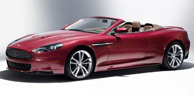 2011 Aston Martin DBS Prices and Values 2 Door Convertible