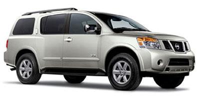 2011 Nissan Armada Prices and Values Utlity 4D SV 2WD