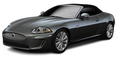 2011 Jaguar XK Prices and Values Convertible 2D