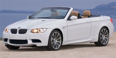 BMW M3 Coupe 2011 Convertible 2D M3