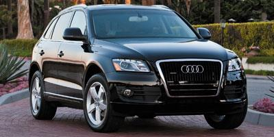 2012 Audi Q5 Prices and Values Utility 4D 3.2 Prestige AWD