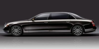 2010 Maybach 57 Zeppelin Prices and Values 4 Door Sedan